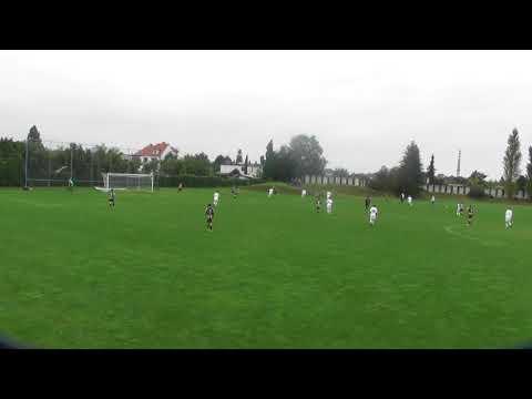 Sestřih branek U15 FCB - Opava