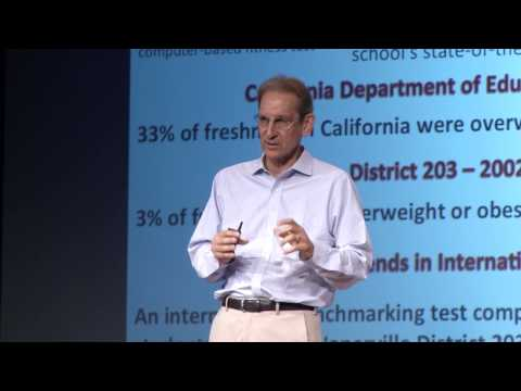 Run, Jump, Learn! How Exercise can Transform our Schools: John J. Ratey, MD at TEDxManhattanBeach