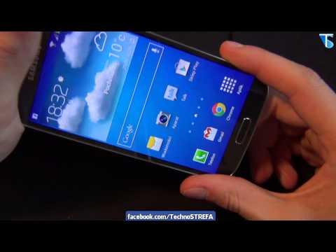 Samsung Galaxy S4 - Unboxing, prezentacja i dlaczego nie HTC One