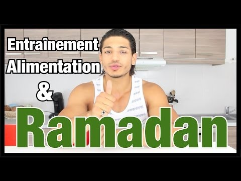 RAMADAN Et SPORT : Musculation/ Fitness/ Alimentation By Bodytime