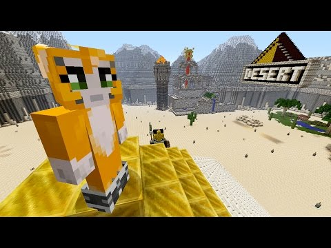 Minecraft Xbox The Lost Sword Desert {3}
