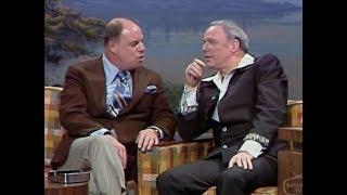 Frank Sinatra, Don Rickles, Tonight Show, Johnny Carson 1976