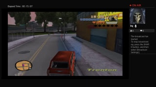 Gta 3 pt1  the beinning