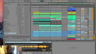 hip hop track from scratch in ableton Part 2 (boom bap, instrumental) production
