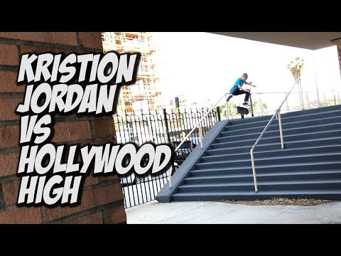 10 YEAR OLD KRISTION VS HOLLYWOOD HIGH !!! - NKA VIDS -