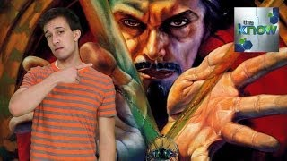 The Importance of Doctor Strange to Marvel - The Know