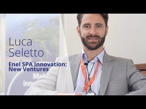 Luca Seletto, Enel - Sep Mathing Event - Budapest 2015