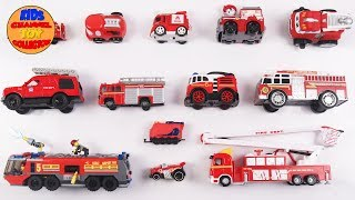 Fire Truck for Kids Children Toddlers Babies | Kids Learning Video | Fire Engine | Preschool
