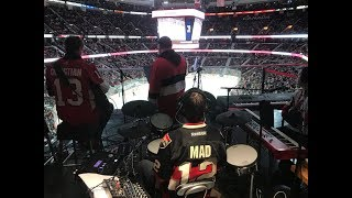 Roland TD-50 V-Drums: Live with the Ottawa Senators