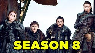 Game of Thrones SEASON 8 - Everything We Know! #NewRockstarsNews