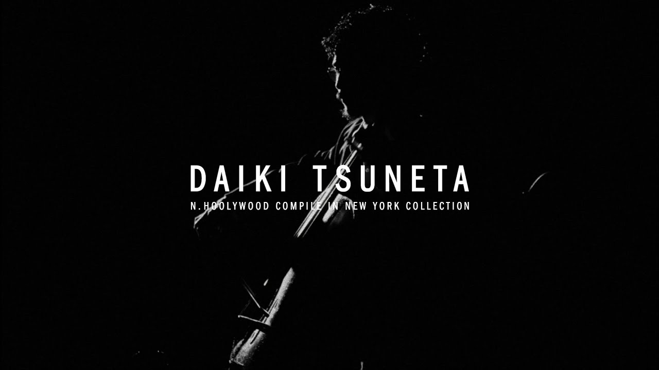 Daiki Tsuneta (常田大希 King Gnu) - MVを公開 新譜「N.HOOLYWOOD COMPILE IN NEWYORK COLLECTION」2020年4月3日配信開始 thm Music info Clip