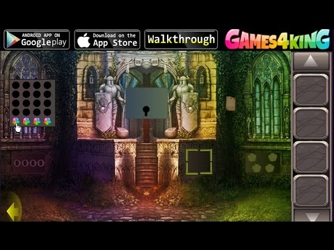 G4K Challenge Castle Escape walkthrough Games4King.