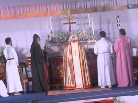 Sorlokathil Erunnarulum-mar Thoma Syrian Church Qurbana Chant video