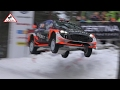 Jumps & Action | Day 3 Rally Sweden 2017 [Passats de canto]