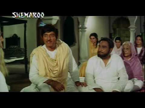 Pakeezah - Salim walks away from home