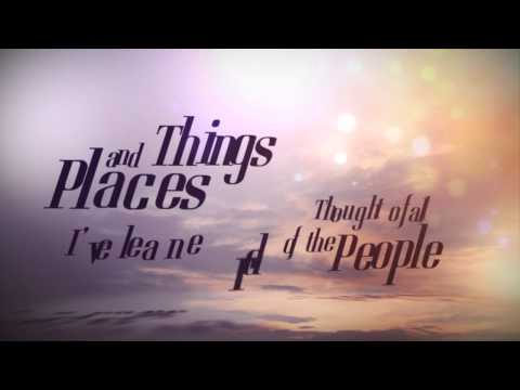 "OneRepublic ""If I Lose Myself"" Lyric Video"