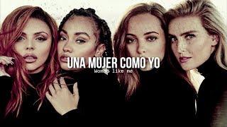 Download Lagu Woman like me • Little Mix, Nicki Minaj | Letra en español / inglés Gratis STAFABAND