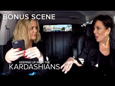 KUWTK   Kris Jenner Changing Last Name Back to Kardashian?   E!