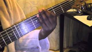 Spirit of Praise - Lekunutung le Morena Bass Tutorial