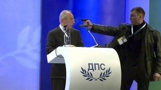 Failed Assassination Attempt on Ahmed Dogan