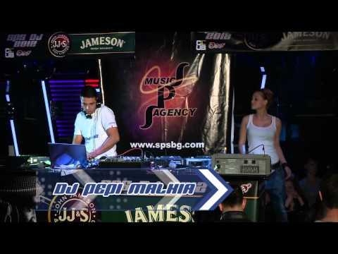 DJ PEPI MALKIA @ SPS DJ 2012 Pop-folk