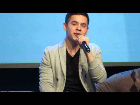 David Archuleta ~Justin Timberlake Cover~ Mirrors~ Salt Palace~