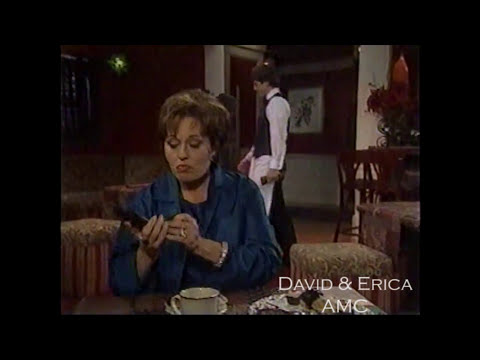 Frustrations Grow [David & Erica] November 16, 1999 All My Children