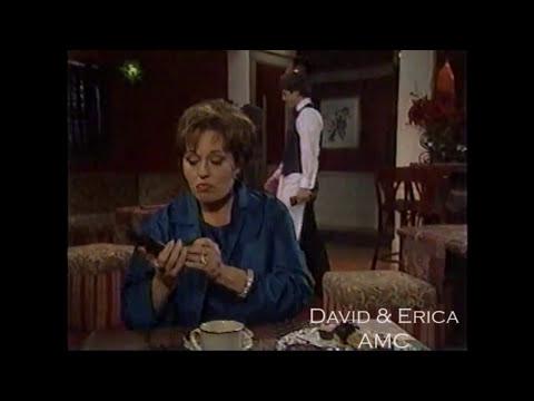 Frustrations Grow [David & Erica] November 16, 1999 All My Children