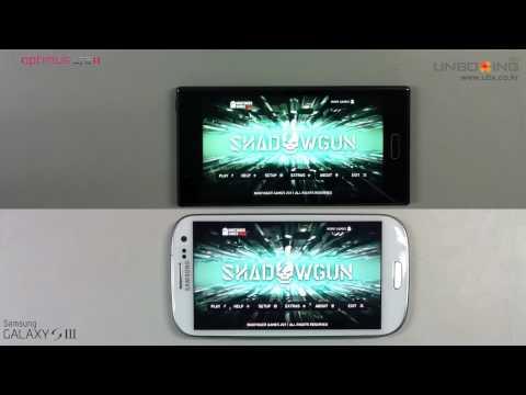 [갤럭시s3] 갤럭시s3 옵티머스 lte2 게임 구동 속도 비교 - www.ubx.co.kr