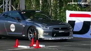 Fastest cars 2012_ Nissan GT-R AMS Alpha 12+, Porsche 911 Proto 1000, GT-R DT1200