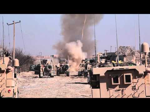 M1 Assault Breacher Vehicle (ABV) M58A4 MICLIC Live Fire