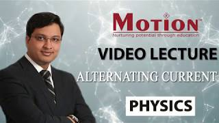 Alternating Current - Physics Video Lecture by NV Sir