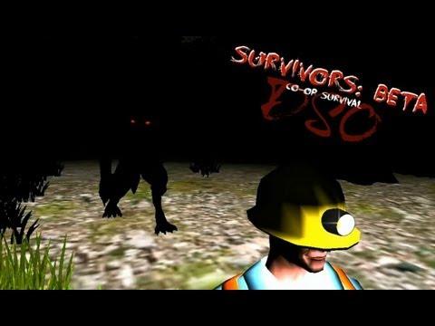 Survivors: Beta   Co-op Survival