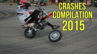 Accidentes Impactantes De Motos 2015