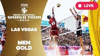 Las Vegas 4-Star - 2018 FIVB Beach Volleyball World Tour - Men Gold Medal Match