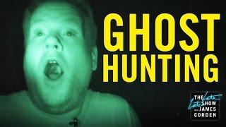 Download Lagu Ghost Hunting with James Corden & Reggie Watts Gratis STAFABAND