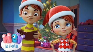 С Червените Ботушки, Коледни Песни За Деца - HeyKids