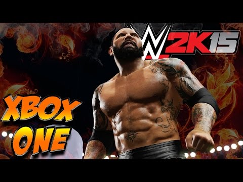Wwe 2k15 Xbox One - New Triple Threat: Brock Lesnar Vs Batista Vs Ryback video