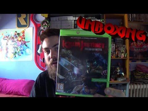 Killer Instinct Edición Definitiva - Juego + Banda Sonora + KI 1 Y 2 - Unboxing