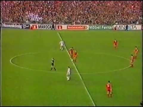 17.04.1985 отб.ЧМ Швейцария - СССР