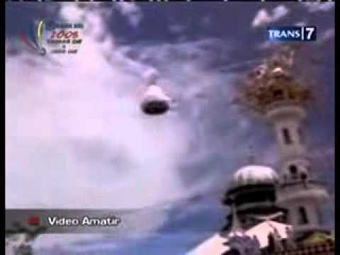 Miracles of Islam,Mosque was flying.REAL... Wunder des Islam