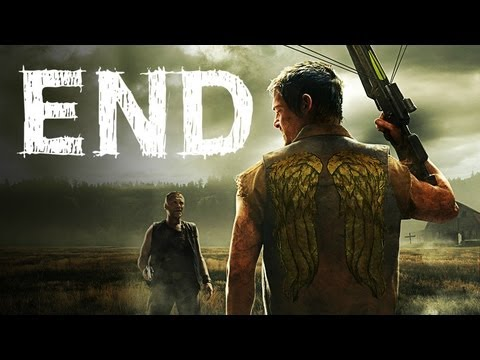 The Walking Dead Survival Instinct Ending - Gameplay Walkthrough Part 16 (Video Game)