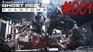 Let's Play Ghost Recon Phantoms #001 - Anfang [Deutsch][HD]