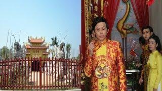 Tiết lộ lý do Hoài Linh không mở cửa Đền Thờ Tổ Nghiệp ngày tết