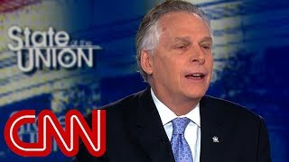 McAuliffe: Trump is an embarrassment to US