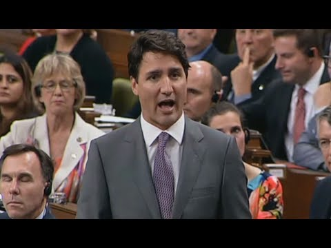 Canadian Crime Minister Justin Trudeau Busted! Literally!