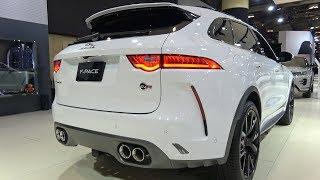 2019 Jaguar F-Pace SVR | Detailed Look | Canadian Premiere