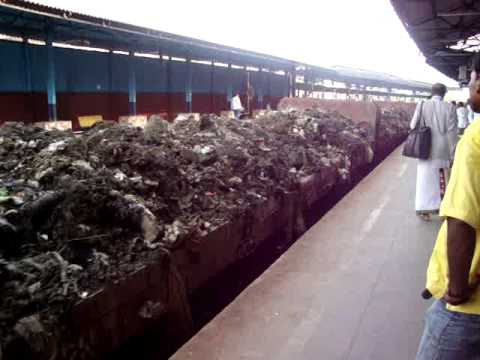 Mumbai Waste Train