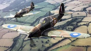 "Aviation Scenes - Battle of Britain ""Reapet please"""