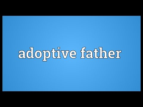 Header of Adoptive Father
